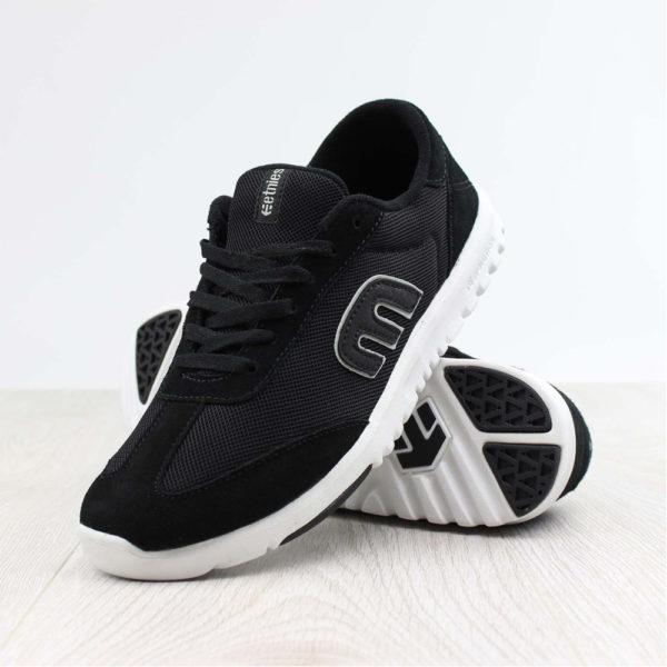 Кросівки Etnies LO-CUT SC (black white) e9b79087cb297