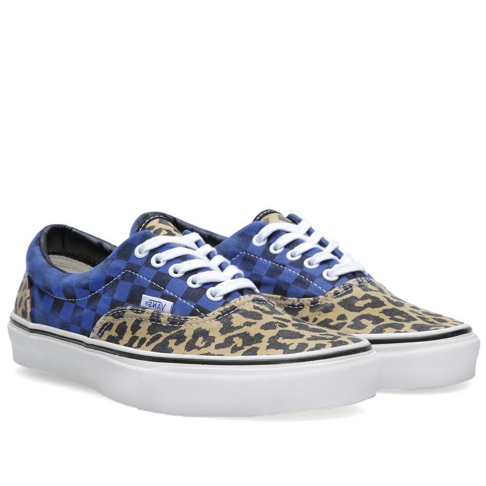 Кеди VANS Era Van Doren (leopard) 7c6b58e13f1db