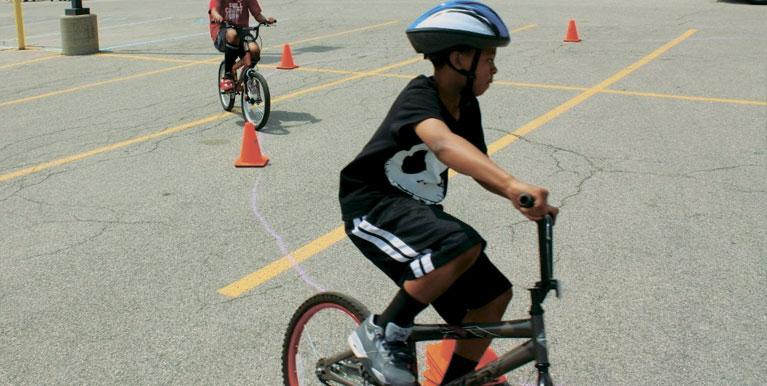як вибрати велосипед для дитини