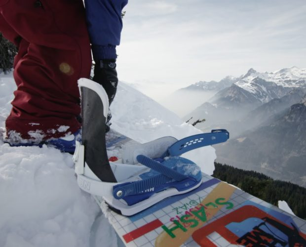 Як обрати кріплення для сноуборду